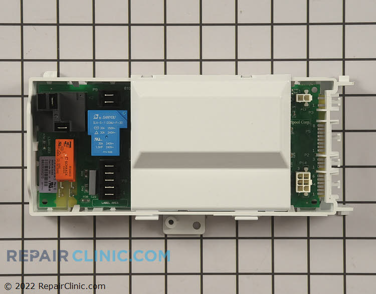 Main Control Board WPW10141671 Alternate Product View
