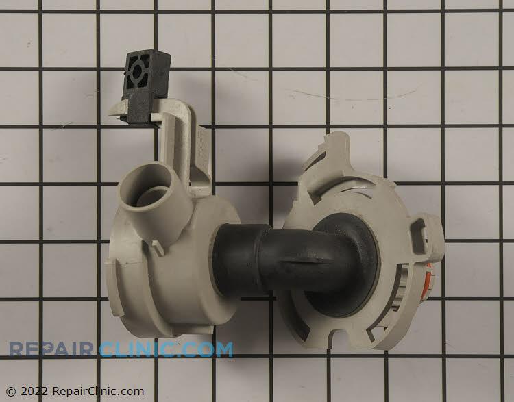 Drain Pump WPW10179455 Alternate Product View