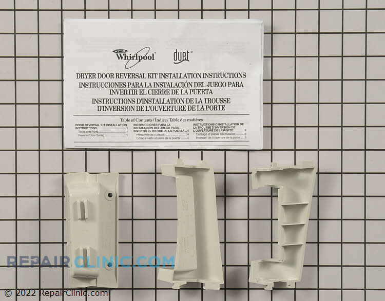 Door Reversal Kit 8530070         Alternate Product View