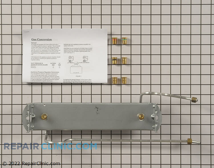 Surface Burner WP5787M052-60 Alternate Product View