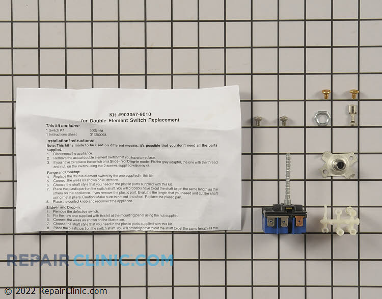 Surface Element Switch 903057-9010     Alternate Product View