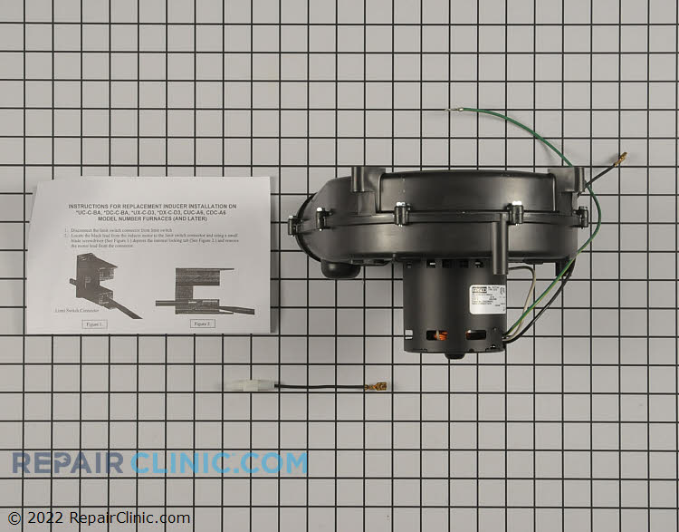 Draft Inducer Motor BLW00864 Alternate Product View