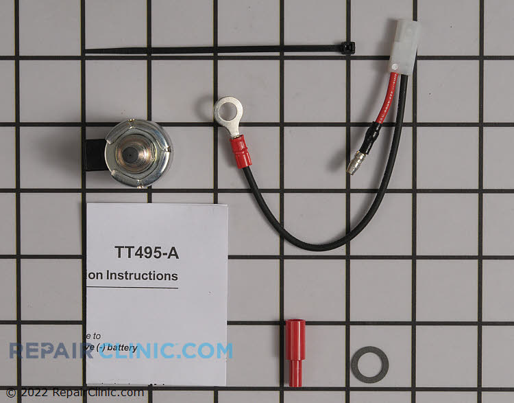Fuel Shut-Off Solenoid 12 757 33-S Alternate Product View