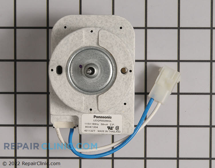 Evaporator Fan Motor WP61005935 Alternate Product View