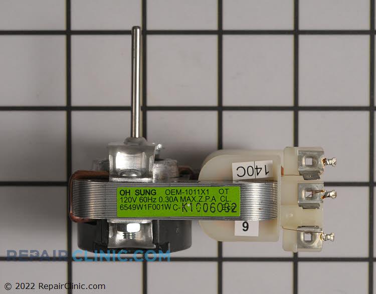 Fan Motor WB26X10189      Alternate Product View
