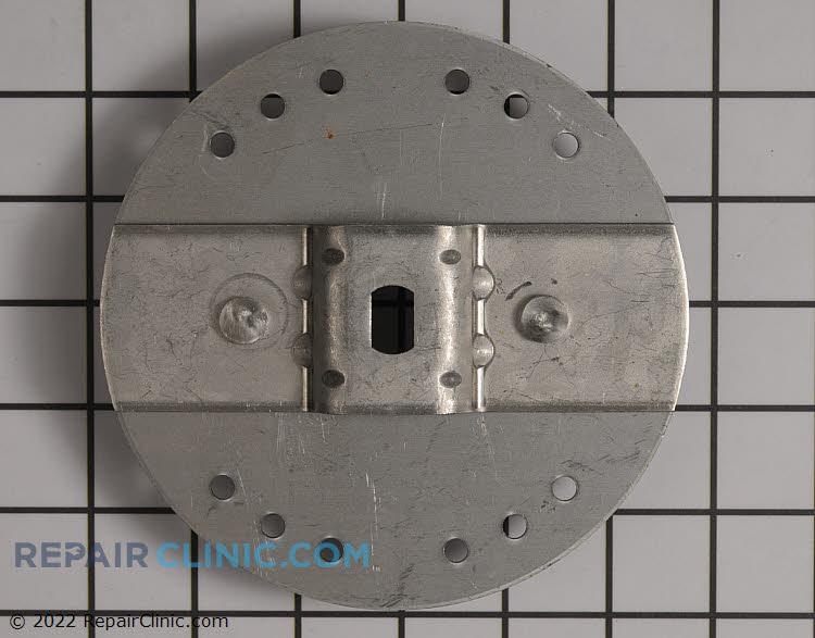 Shredding Plate 71022 Alternate Product View
