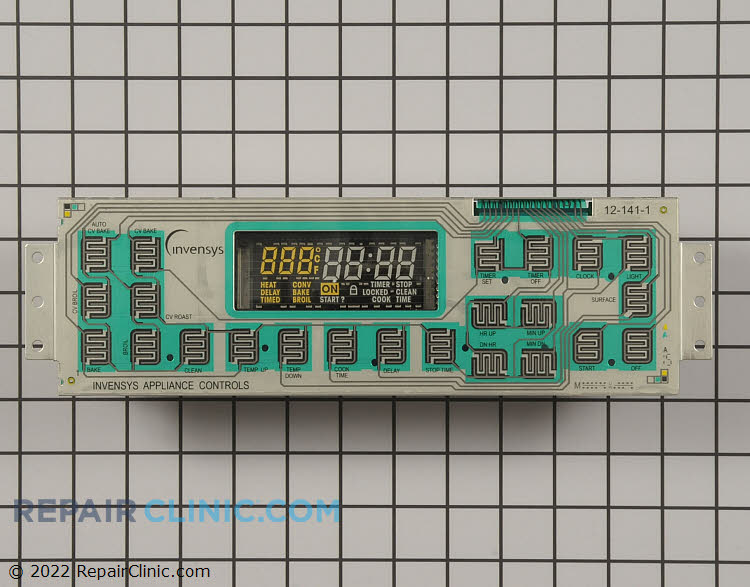 Oven Control Board WP9753633 Alternate Product View