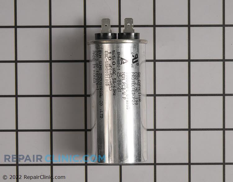 Capacitor   10mfd   550v