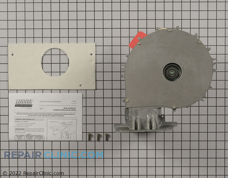 Draft Inducer Motor 43J57 Alternate Product View