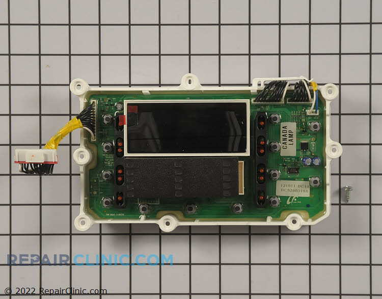 Control Board DC92-00319A Alternate Product View
