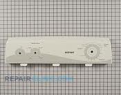 Control Panel - Part # 2754652 Mfg Part # WE19M1714
