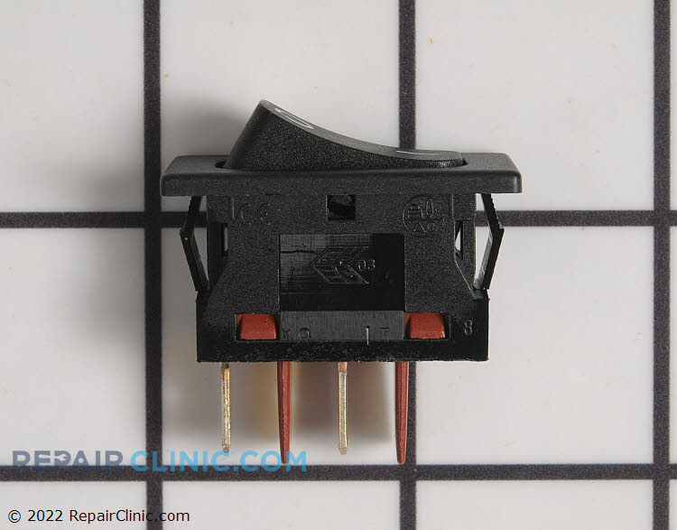 Rocker Switch 28073A          Alternate Product View