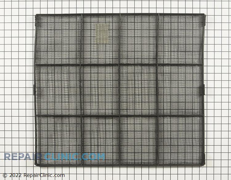 "24"" 10 row plastic filter"