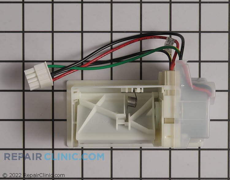 Damper Control Assembly Wpw10257451 Repairclinic Com