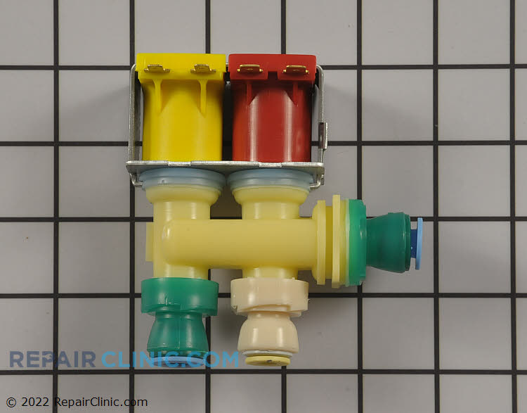Water Inlet Valve WPW10341320 Alternate Product View