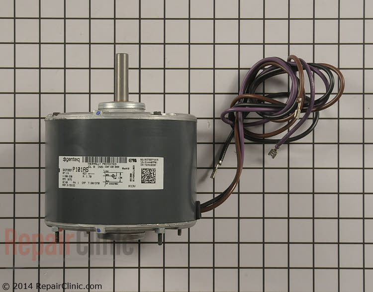 Condenser Fan Motor MOT03125 Alternate Product View