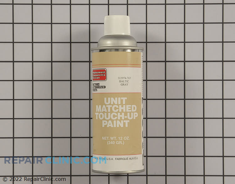 Paint-touch up (baltic gray)