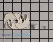 Upper Wash Arm Spinner - Part # 961493 Mfg Part # 8193768
