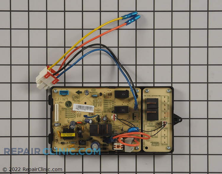 Main Control Board EBR74780404 Alternate Product View
