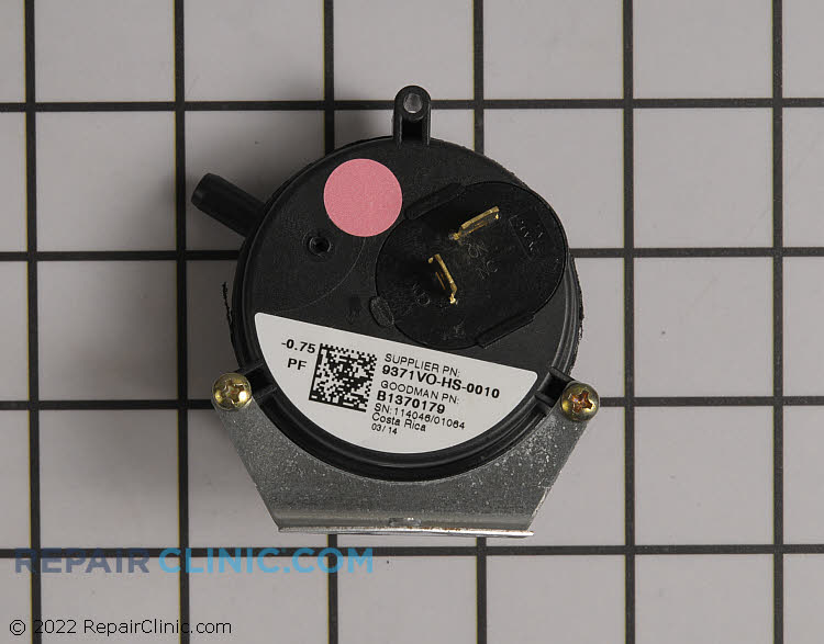 Pressure Switch B1370179 Alternate Product View