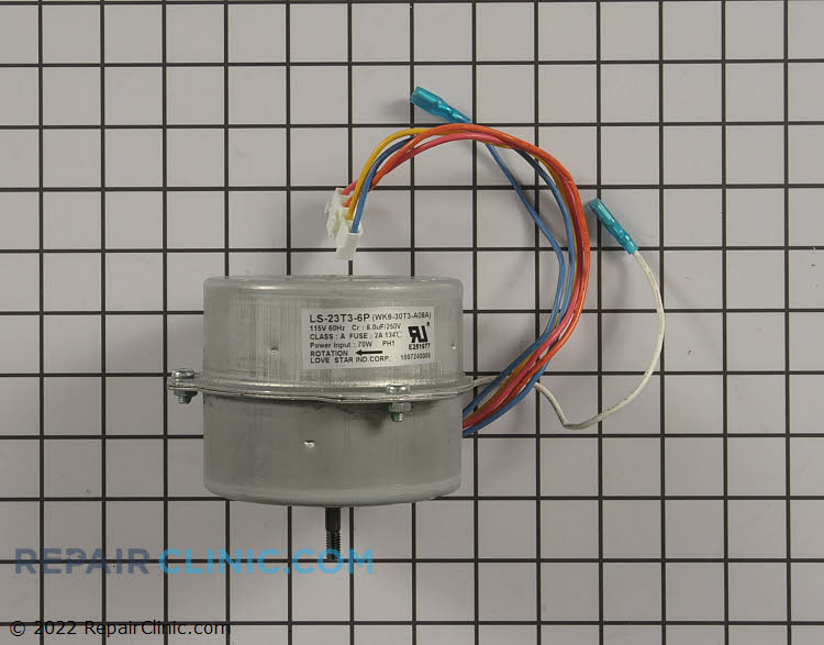 Fan Motor AC-4550-144     Alternate Product View