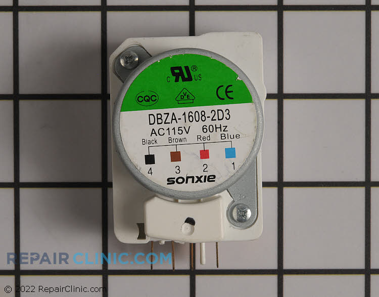 Defrost Timer 502412010003    Alternate Product View