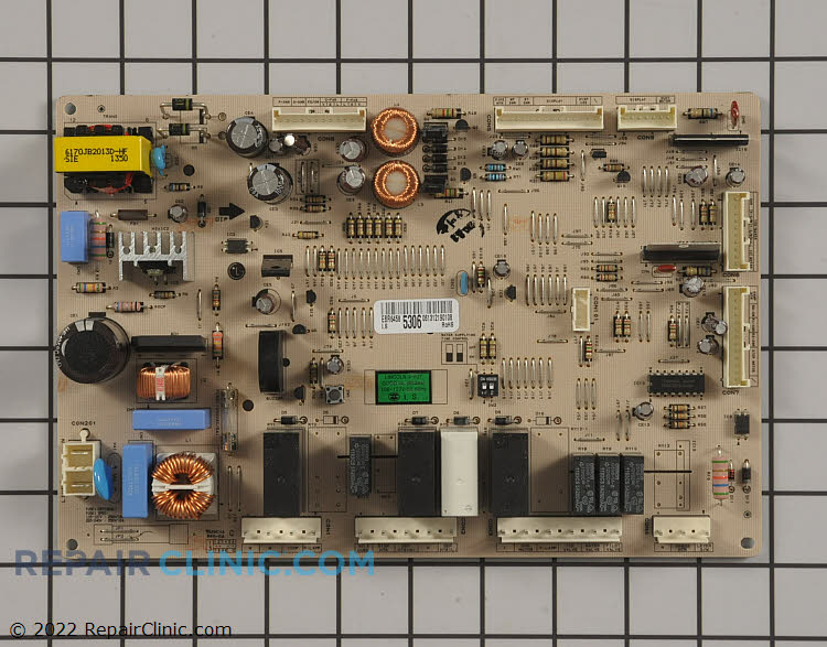 Main Control Board EBR64585306 Alternate Product View