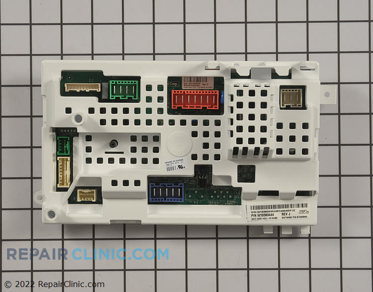 Main Control Board W10393444 Alternate Product View