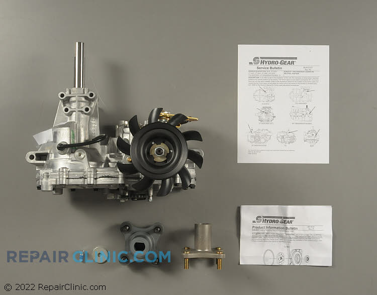 Transaxle Assembly 71650           Alternate Product View