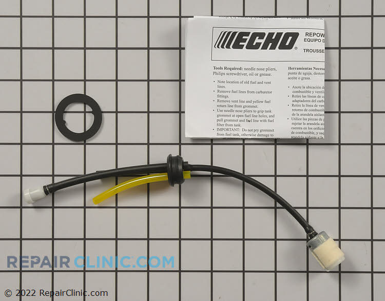 Fuel Line 90141BP Alternate Product View