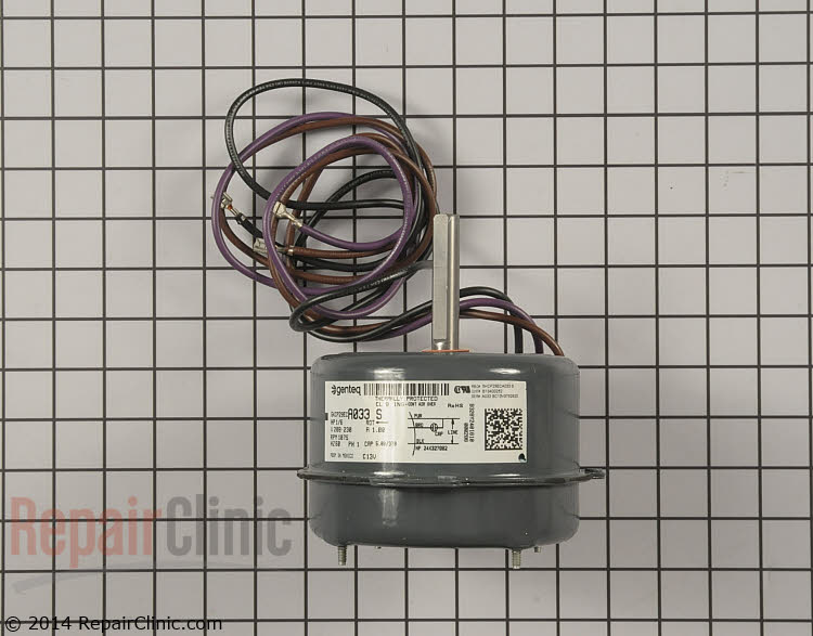 Condenser Fan Motor B13400252S Alternate Product View