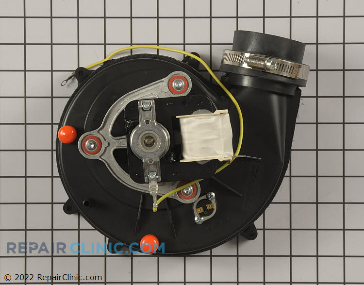 draft inducer motor b4833000s