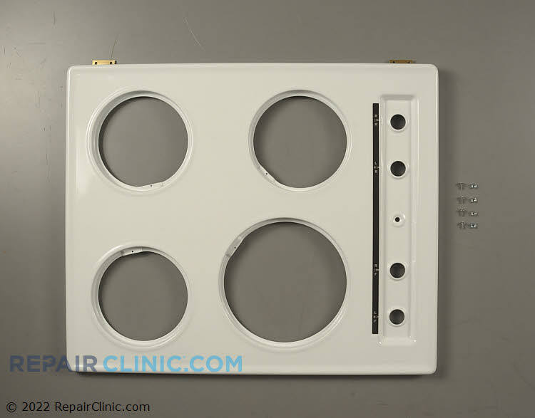 Metal Cooktop 5206-W          Alternate Product View