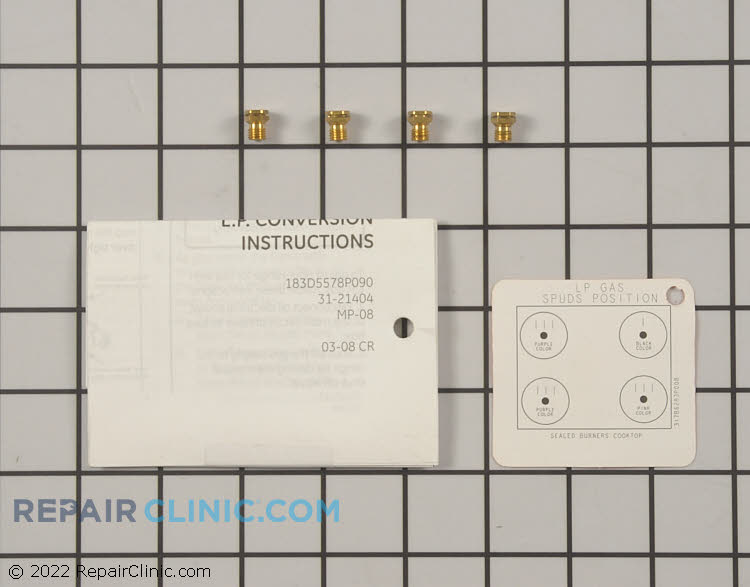 Convertion kit asm WB28K10569      Alternate Product View