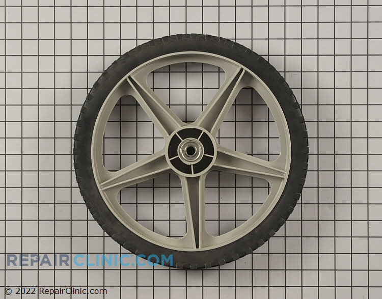 Deck Wheel 734-04030 Alternate Product View
