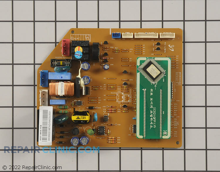 Main Control Board DB93-01987A Alternate Product View
