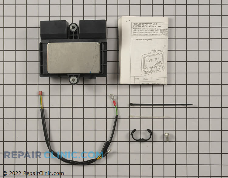Voltage Regulator 04301-Z04-C30 Alternate Product View