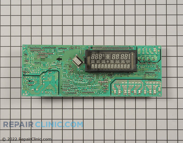 Display power control board assembly