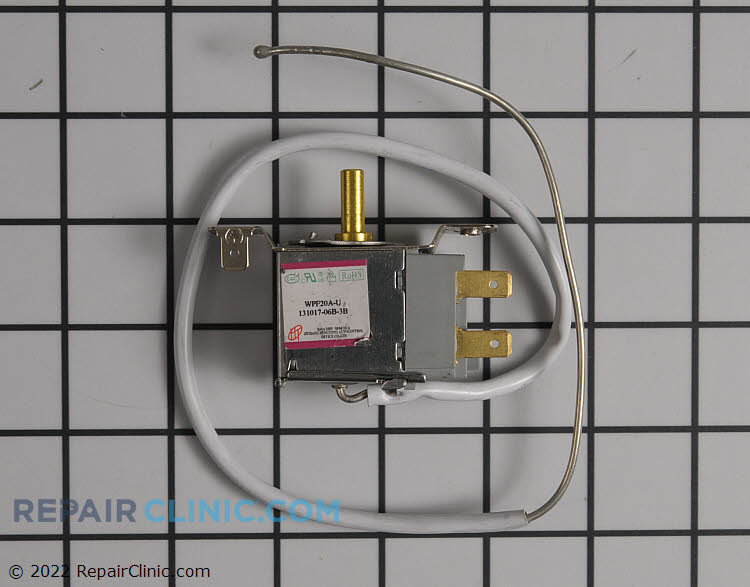 Temperature Control Thermostat RF-7350-166 Alternate Product View