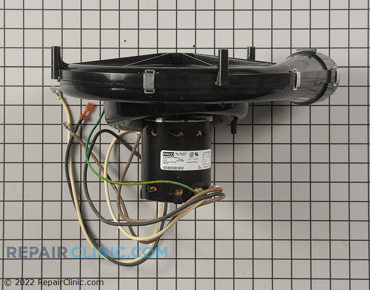 Draft Inducer Motor 1011350 Alternate Product View