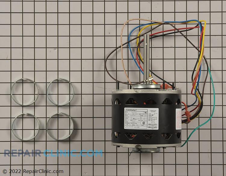 Fan Motor DL1036 Alternate Product View