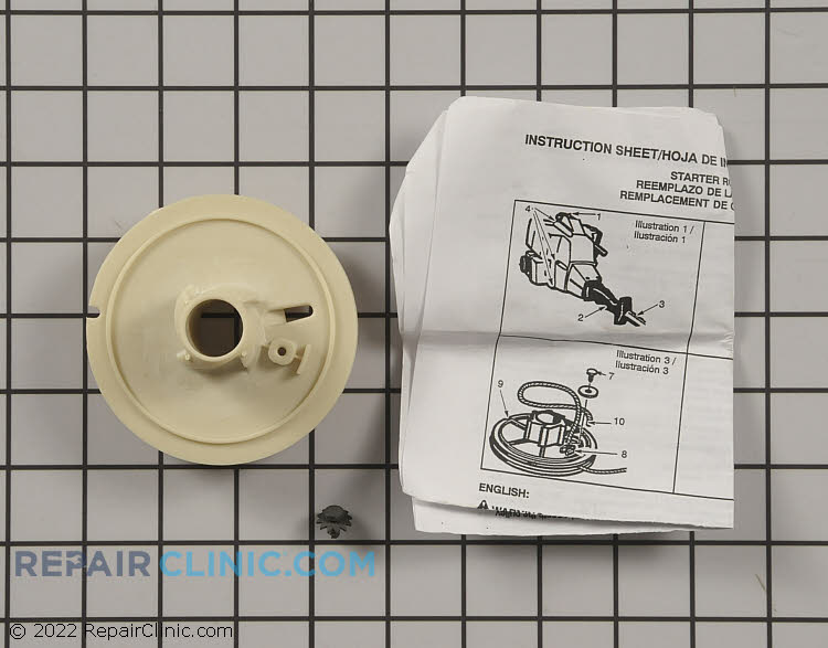 Recoil Starter Pulley 530071324 Alternate Product View
