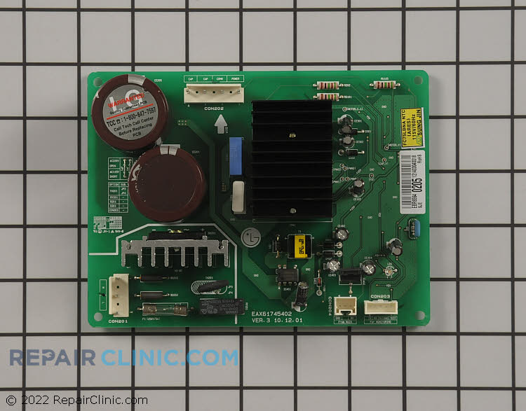 Sub Power Control Board Assembly