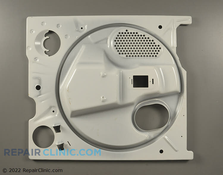 Rear Panel W10828431 Alternate Product View