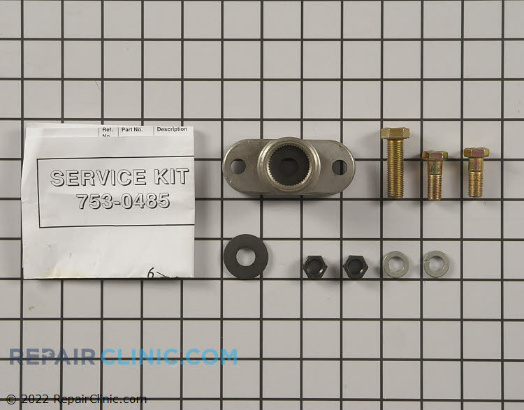 Blade Adapter 753-0485 Alternate Product View