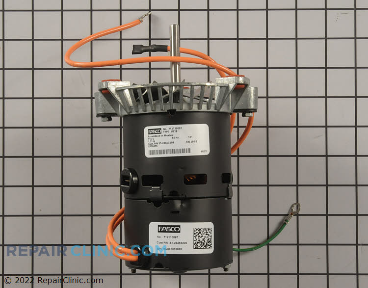 Draft Inducer Motor S1-2845-3209 Alternate Product View