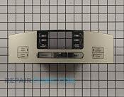 Dispenser Front Panel - Part # 3032691 Mfg Part # WR17X13200