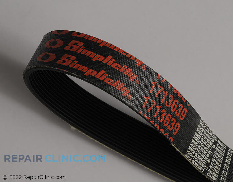 V-Belt 1713639SM Alternate Product View