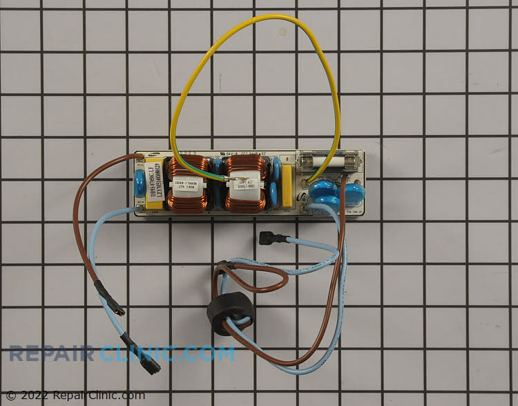Control Board DB93-07050C Alternate Product View