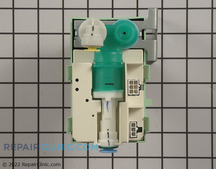 Water Inlet Valve WPW10340983 Alternate Product View